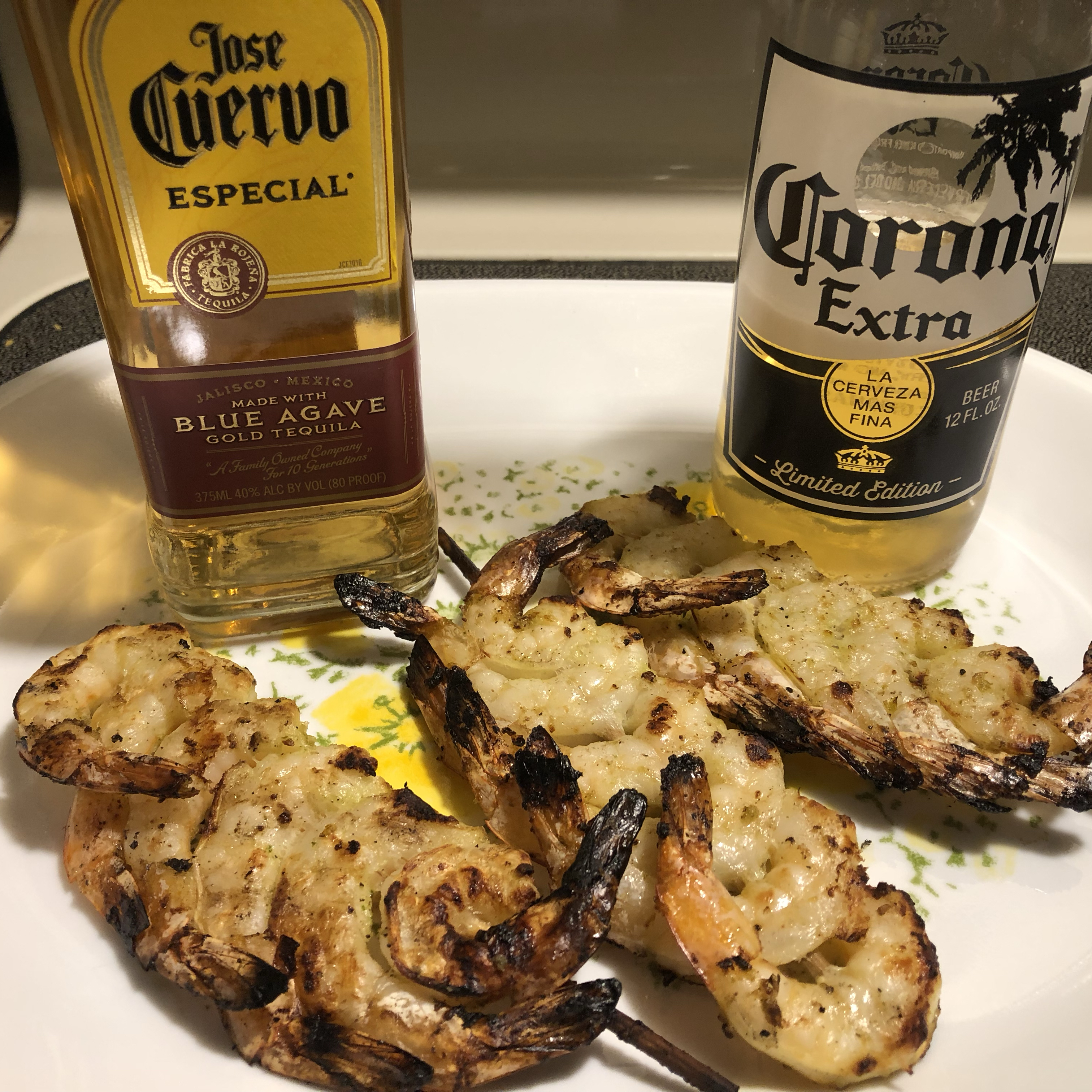 Cerveza and Lime Marinade for Shrimp and Fish CHEFMAN1965
