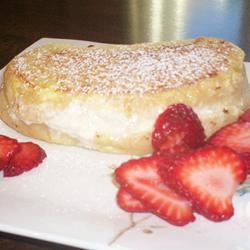 A Surprise-Inside French Toast Deb C