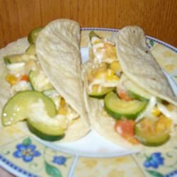 Calabacitas Con Queso - Zucchini with Cheese 5Foot3