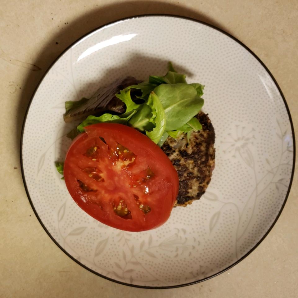 Basil Turkey Burgers R H