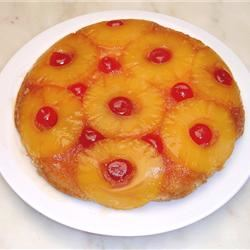 Pineapple Upside-Down Cake IV dogs159357