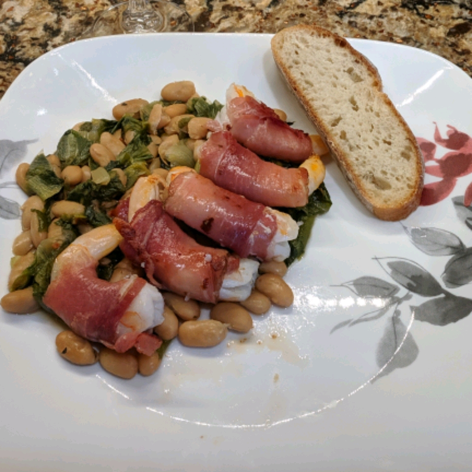 Chef John's Beans and Greens