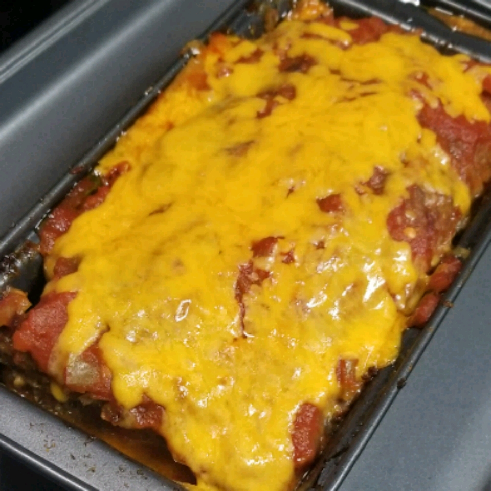 Mexican Meatloaf II cheeze