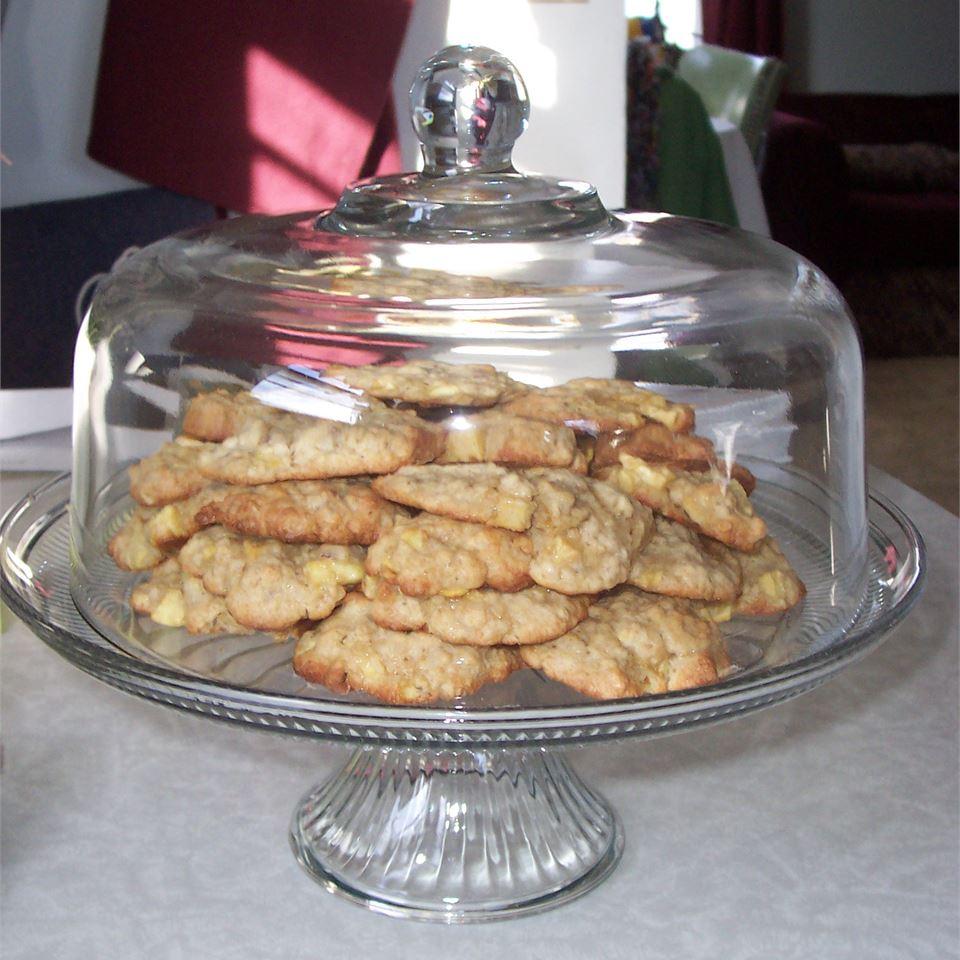 Apple Oatmeal Cookies I rachael