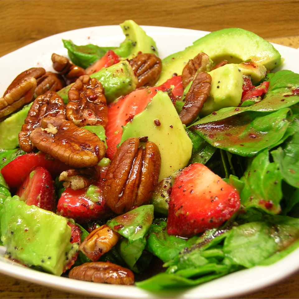 Strawberry Avocado Salad *Sherri*