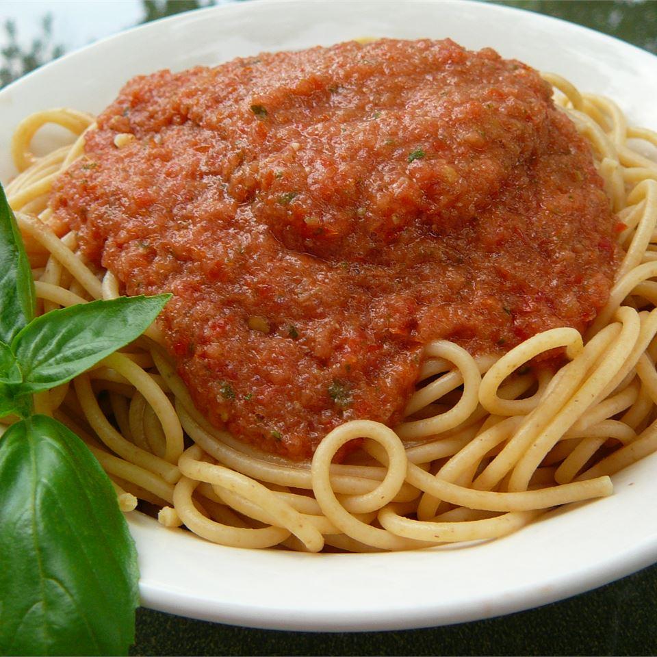 Cold Spaghetti Cheryl