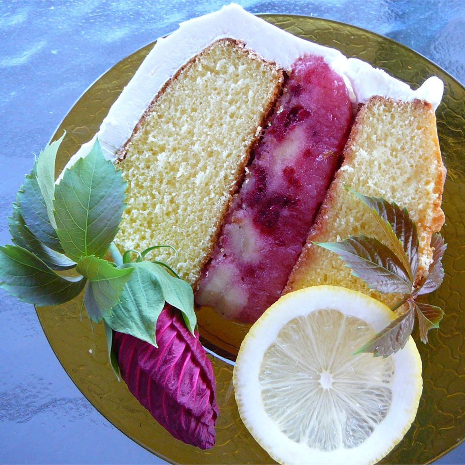 Lemonade Cake I DEANMONA