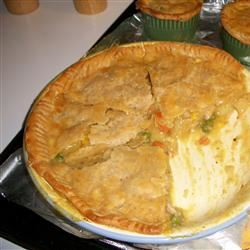 Chicken Pot Pies with Puff Pastry Smart Moms Saving Money