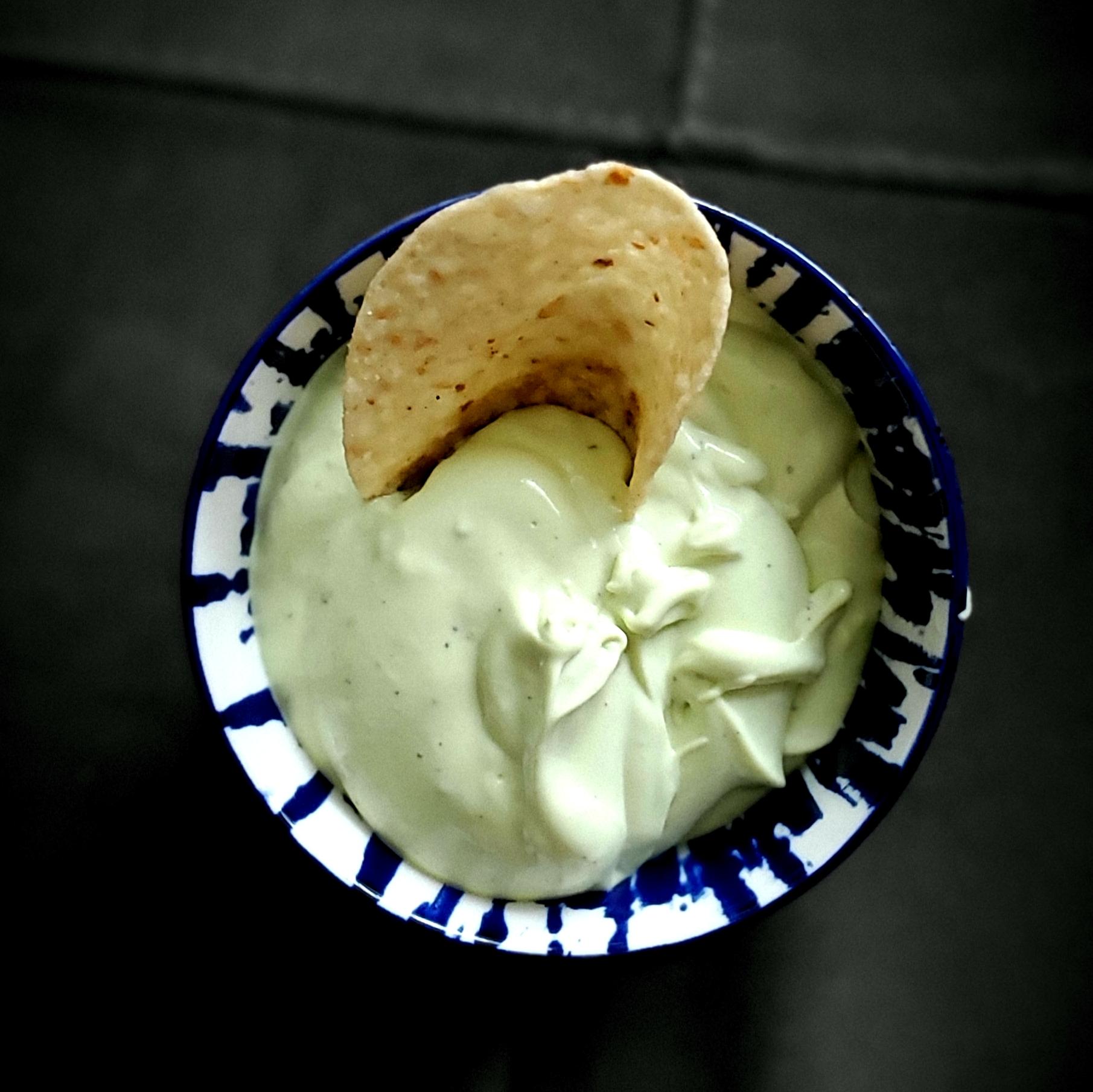 Creamy Avocado-Ranch Dip Liz P