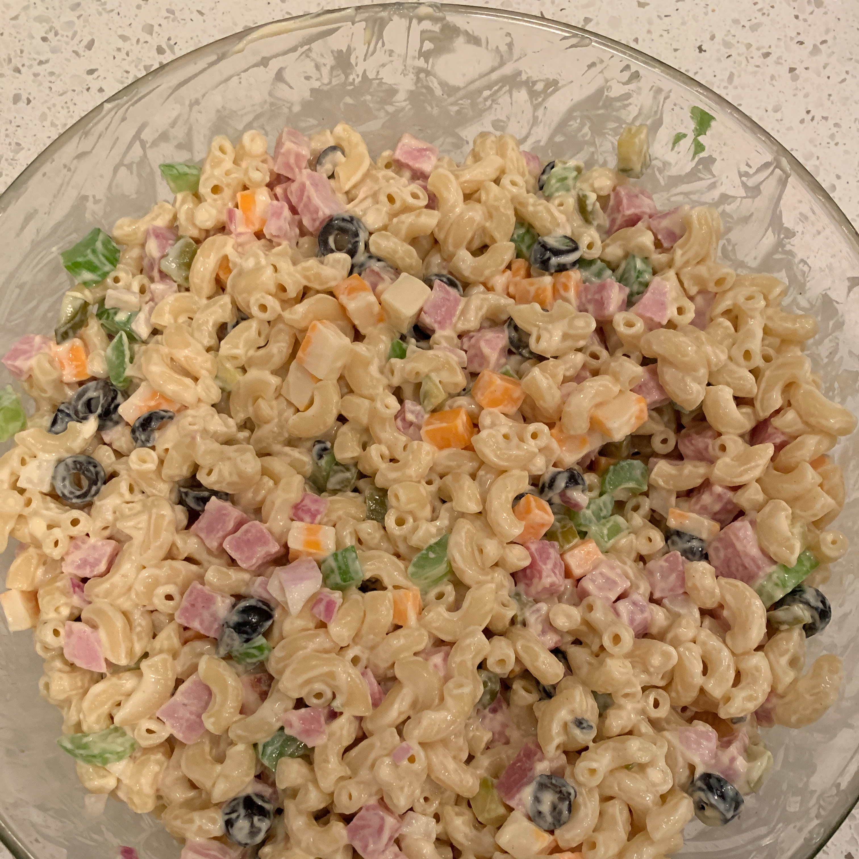 Delicious Macaroni Salad MIKE J