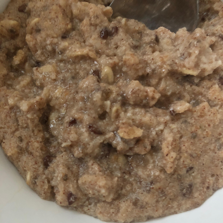 Healthy Cereal Jar