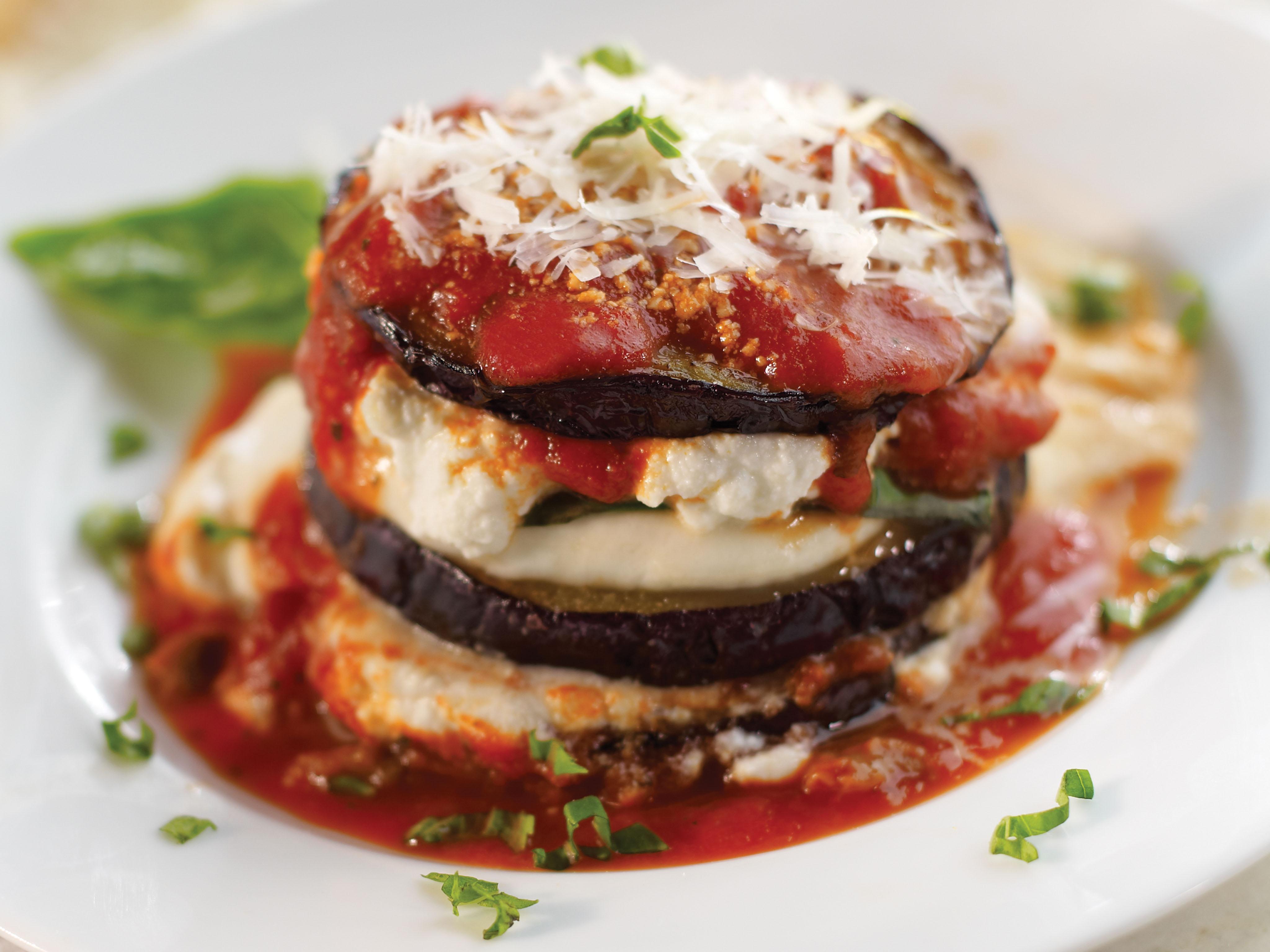 BelGioioso Cheese Eggplant Lasagna
