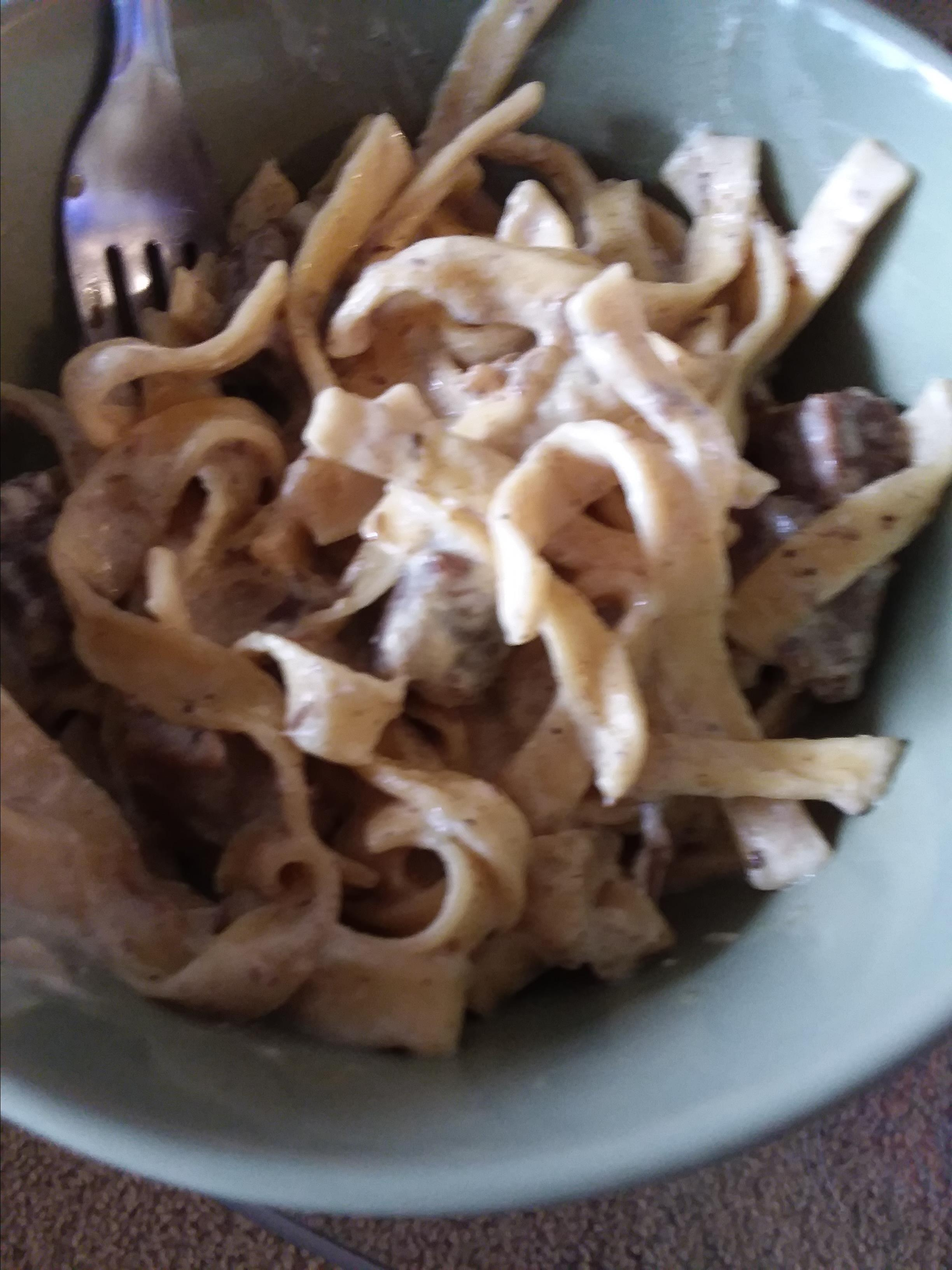 Beef Stroganoff for Instant Pot®