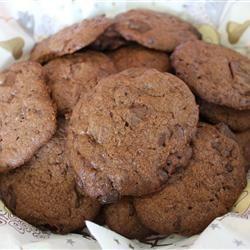 Macadamia Nut Chocolate Chip Cookies Mia Poulsen