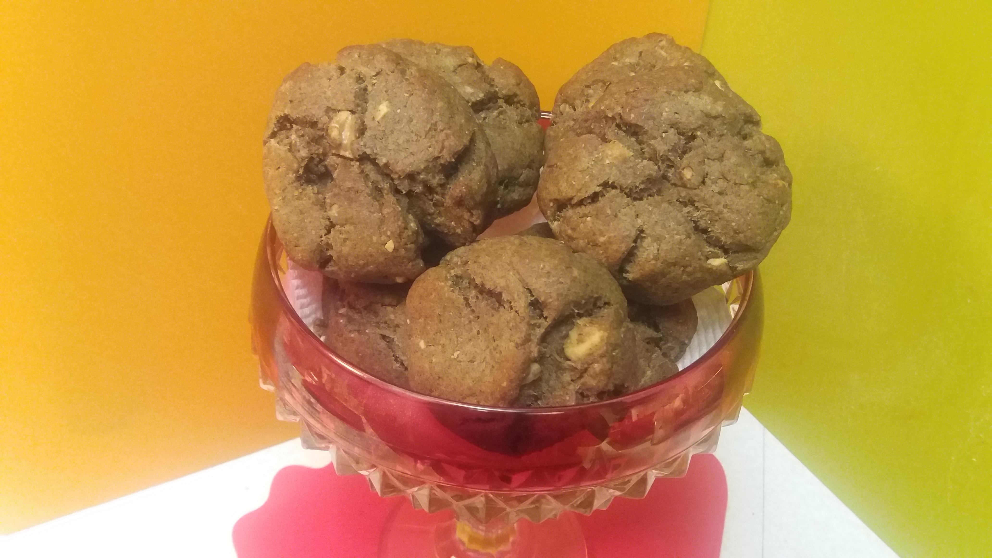 Gluten-Free Chocolate Chip Hemp Seed Cookies poolgamer