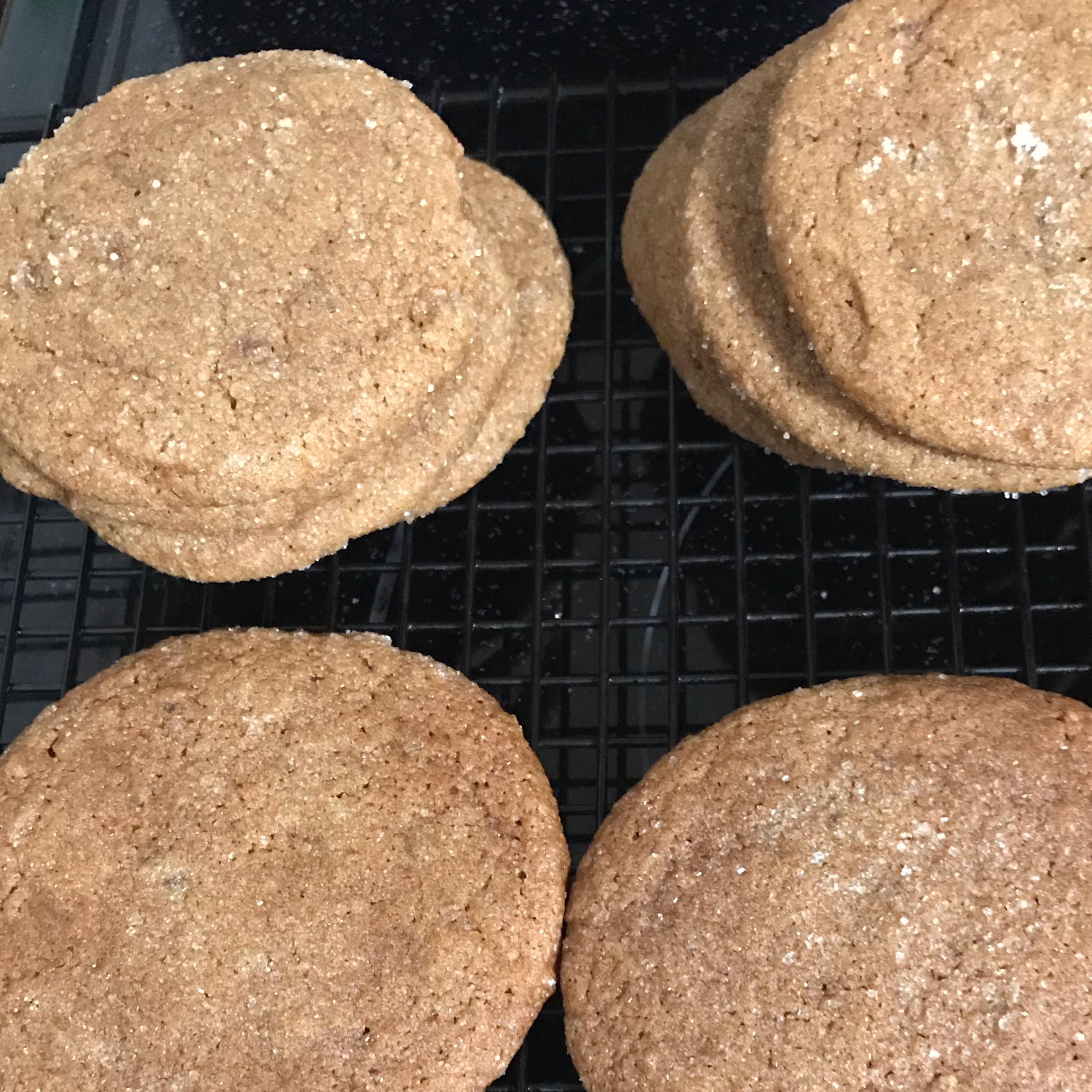 Chef John's Gingersnap Cookies