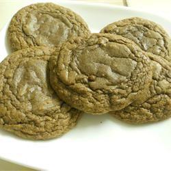 Chewy Brownie Cookies KAN