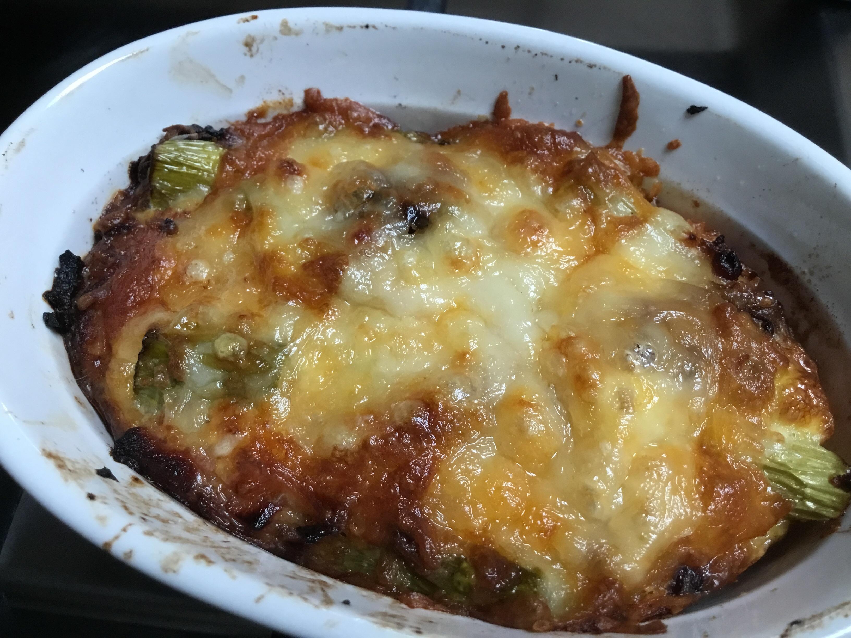 Asparagus, Potato, and Onion Frittata Marcia