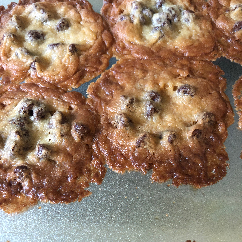 Easy Gluten-Free Chocolate Chip Cookies Michelle Elizabeth