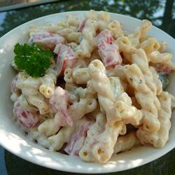 Chile Pasta Salad Molly
