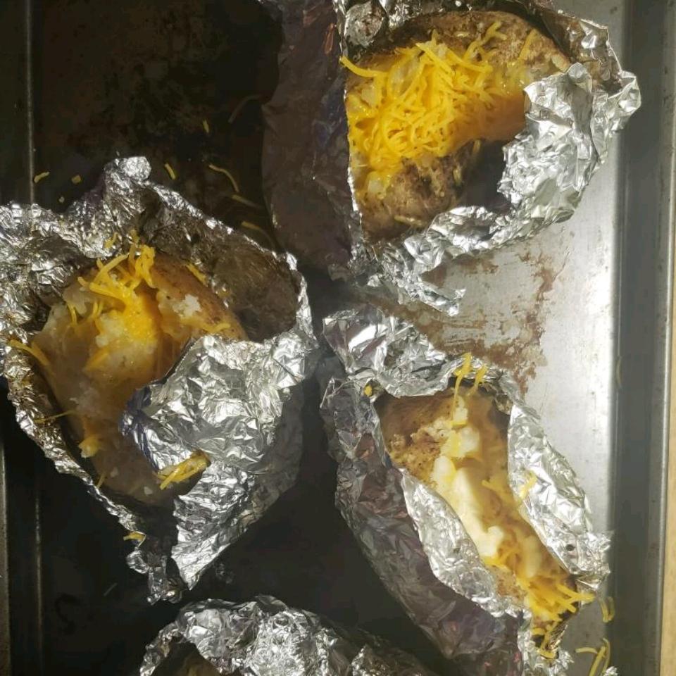 Leslie's Salty Grilled Potatoes MATTHEW PLATANIA