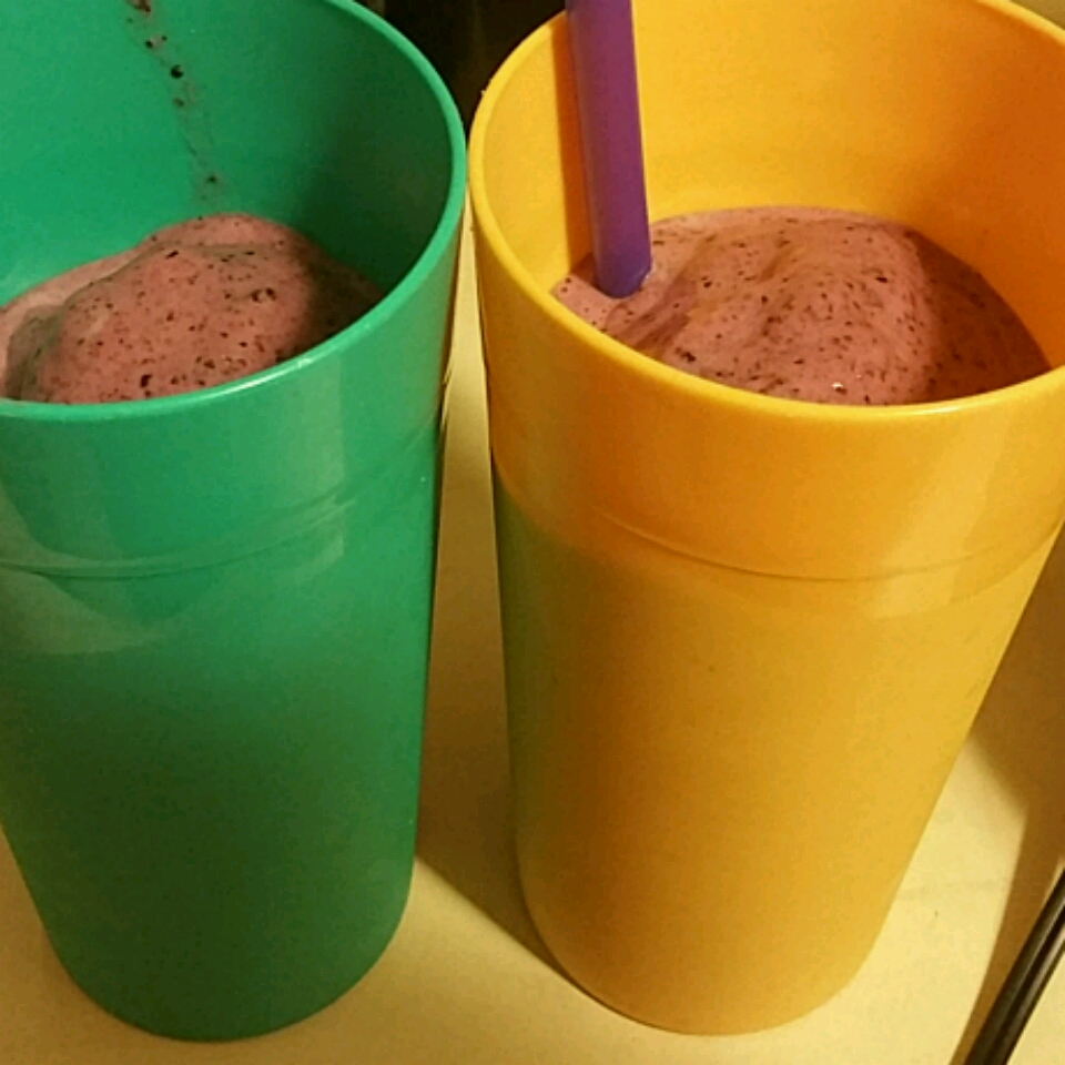 All-Fruit Smoothies