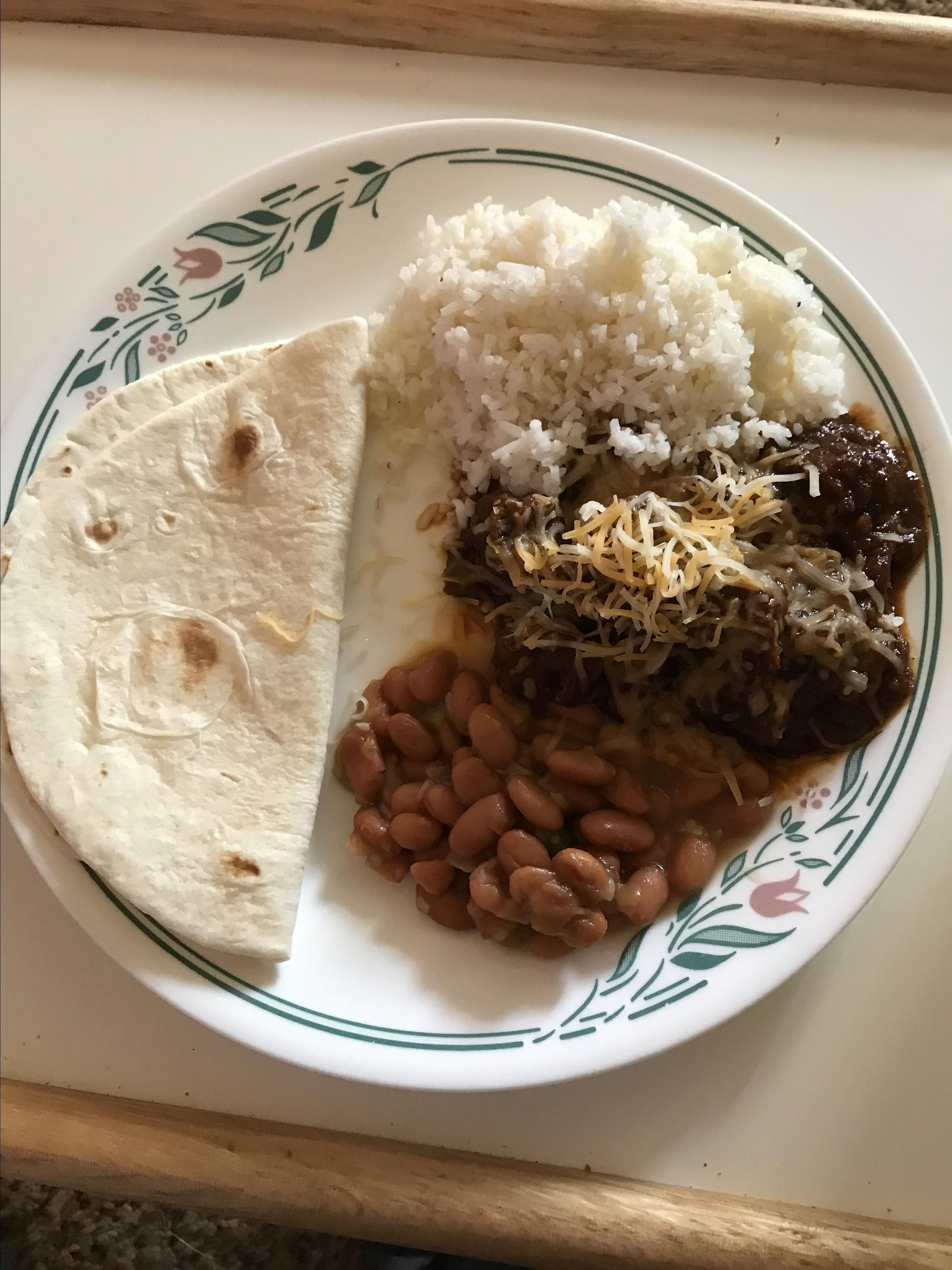 Mexican Beef Supreme