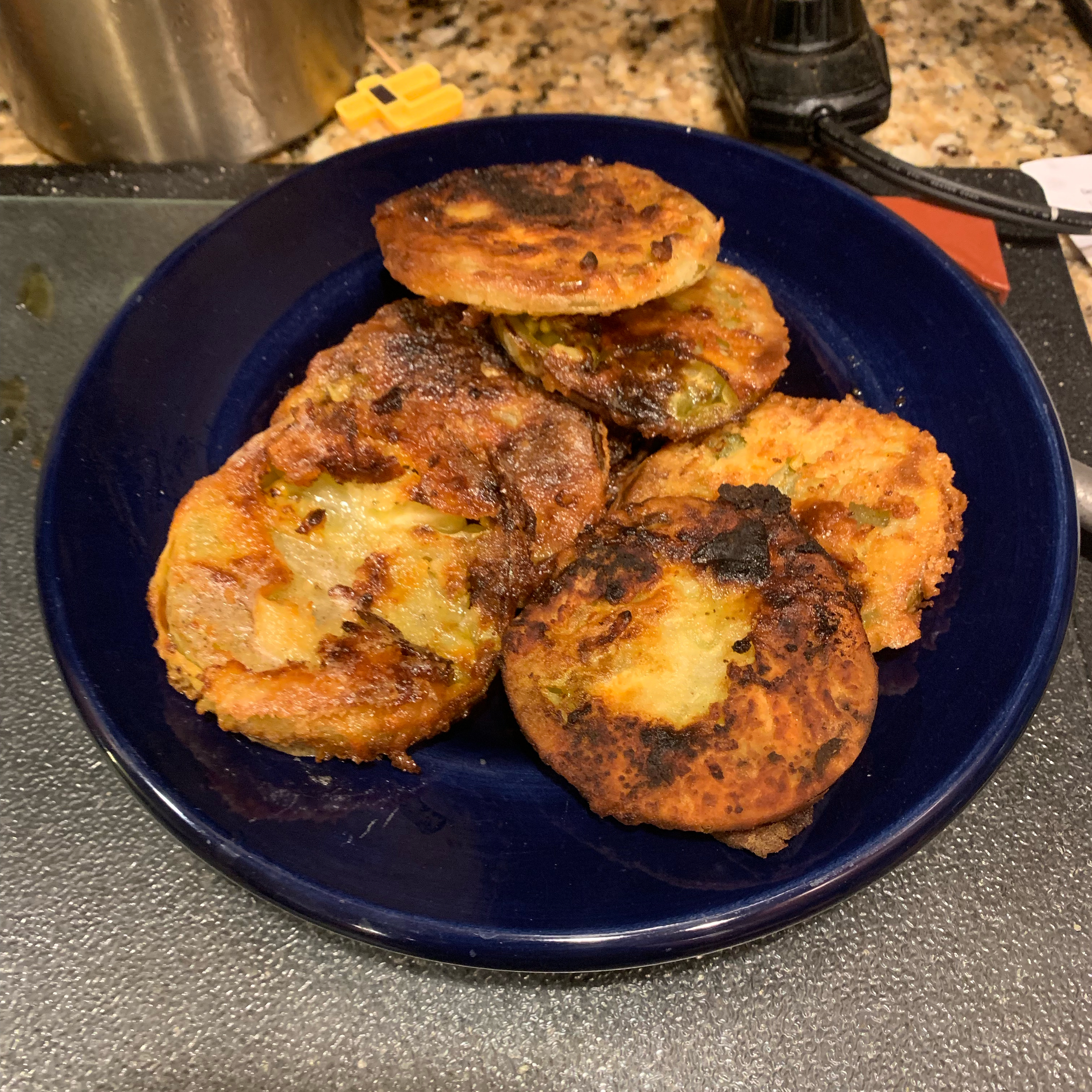 Karen's Fried Green Tomatoes Jennifer Akins