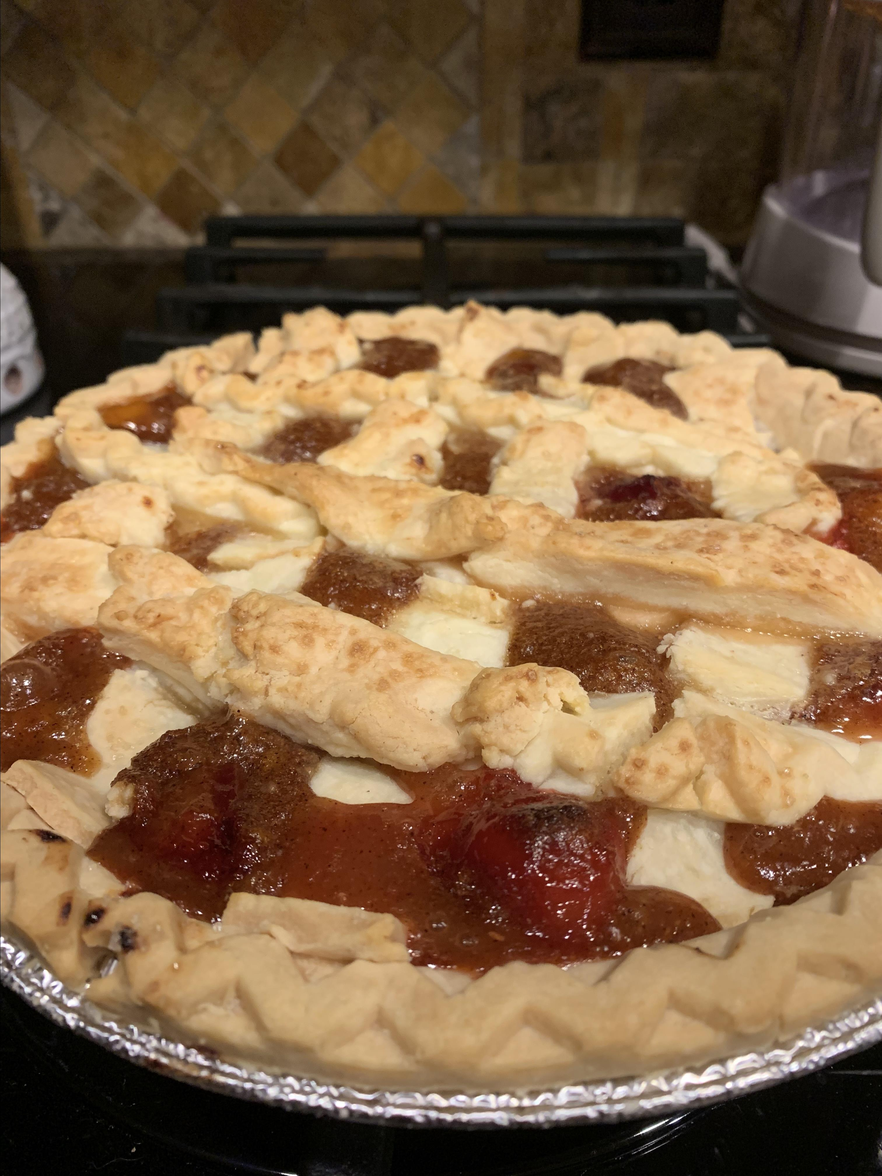 Sandhill Plum Pie
