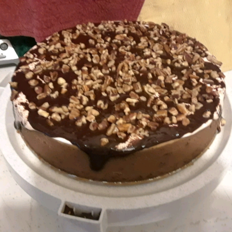 Mississippi Mud Cheesecake Theresa