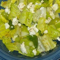 Green and Bleu Salad