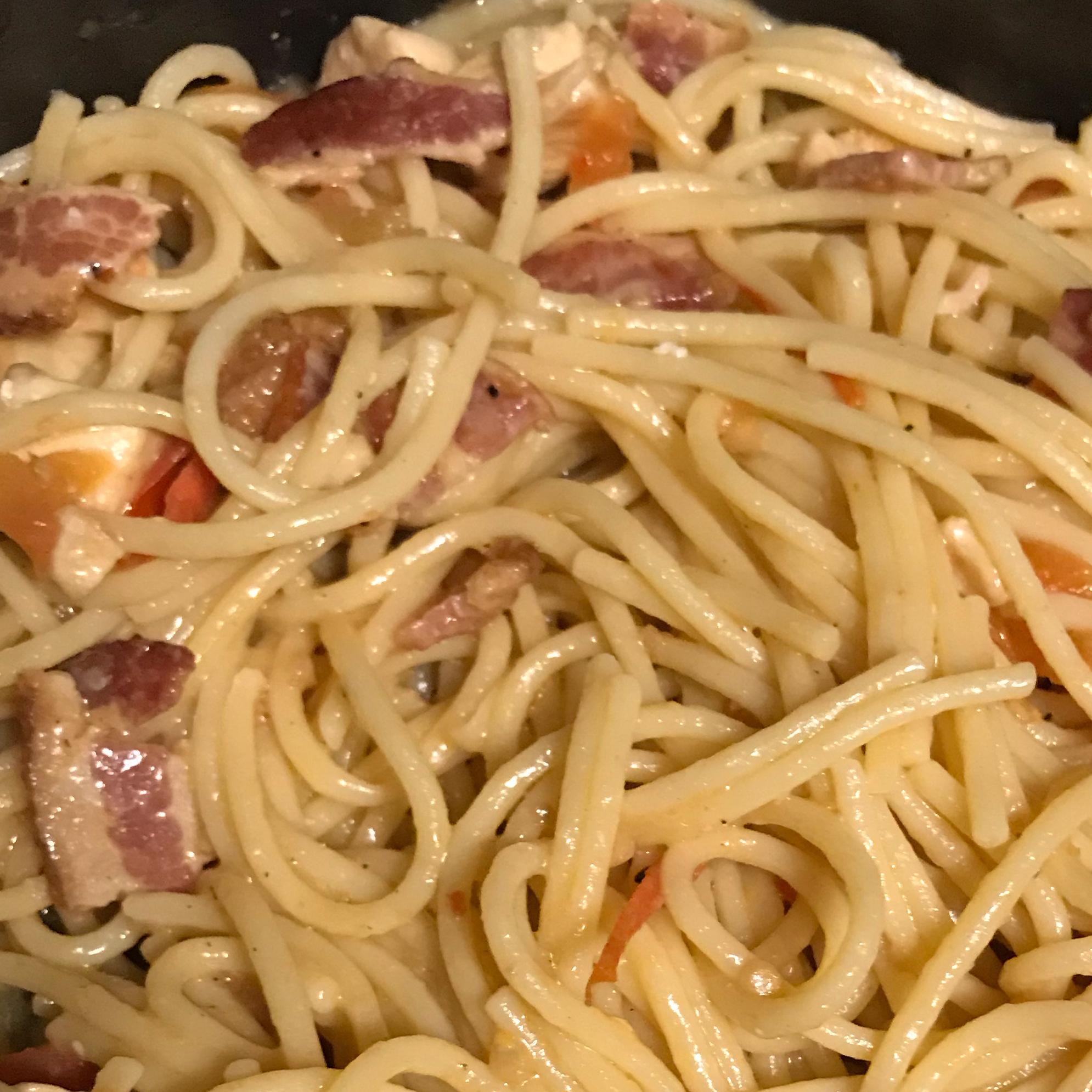 Summer Pasta Toss II Joan Di Buono Mazzatelli