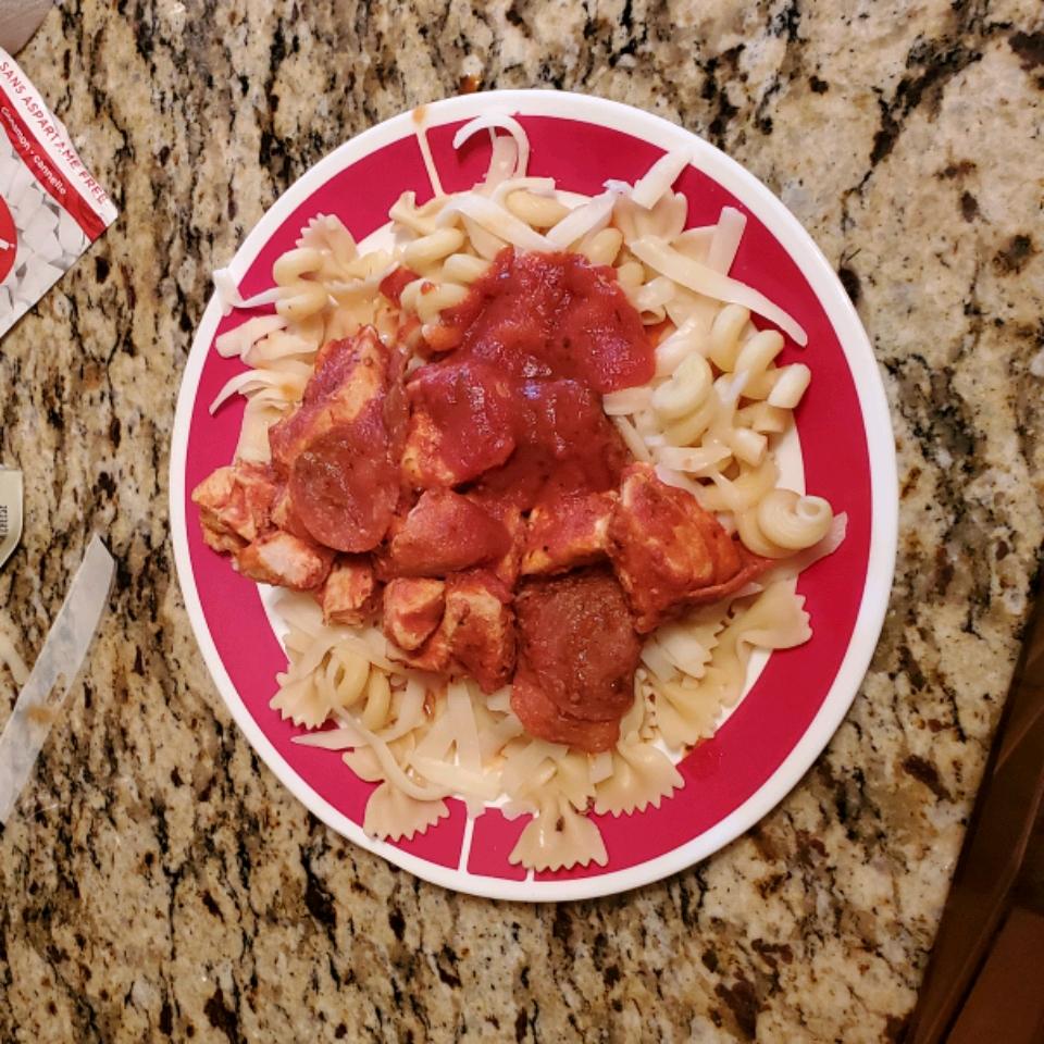 Slow Cooker Chicken Pepperoni Jenn Lynn Carson