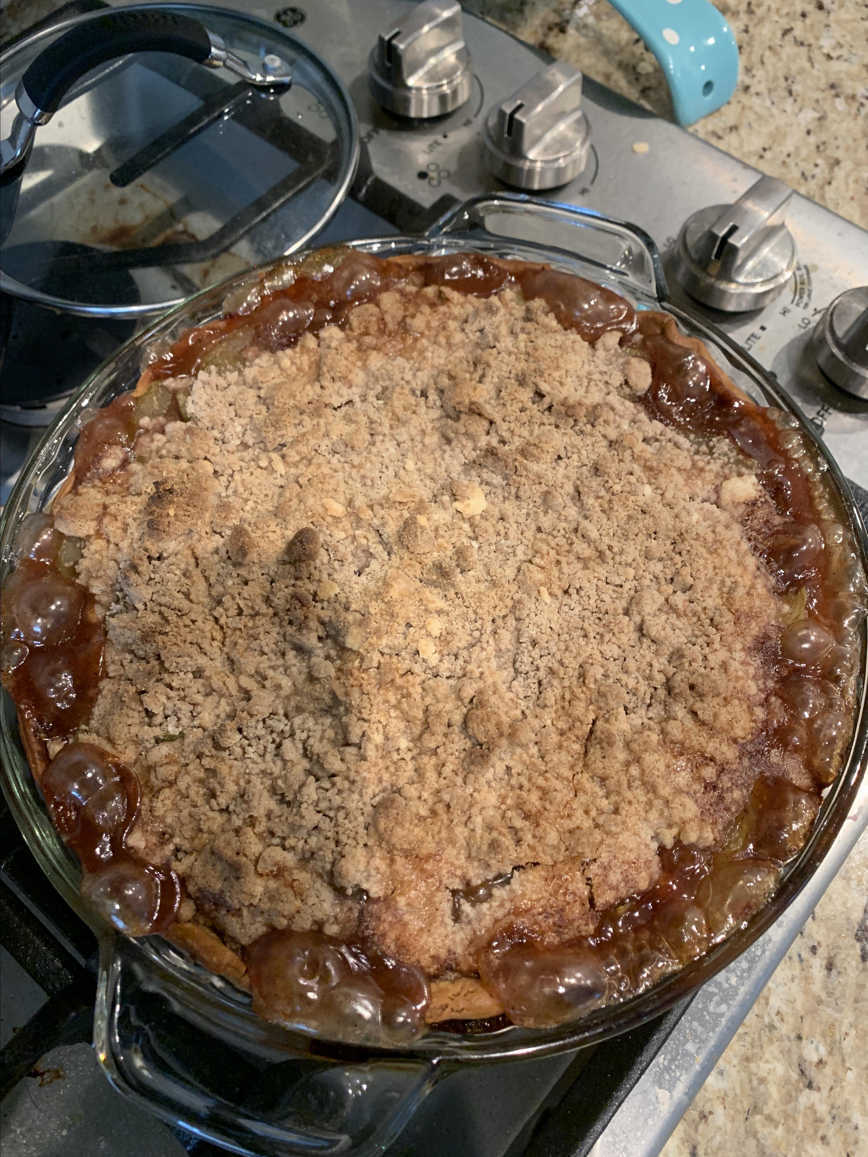 Zucchini Pie II Kathryn Miles Jackson