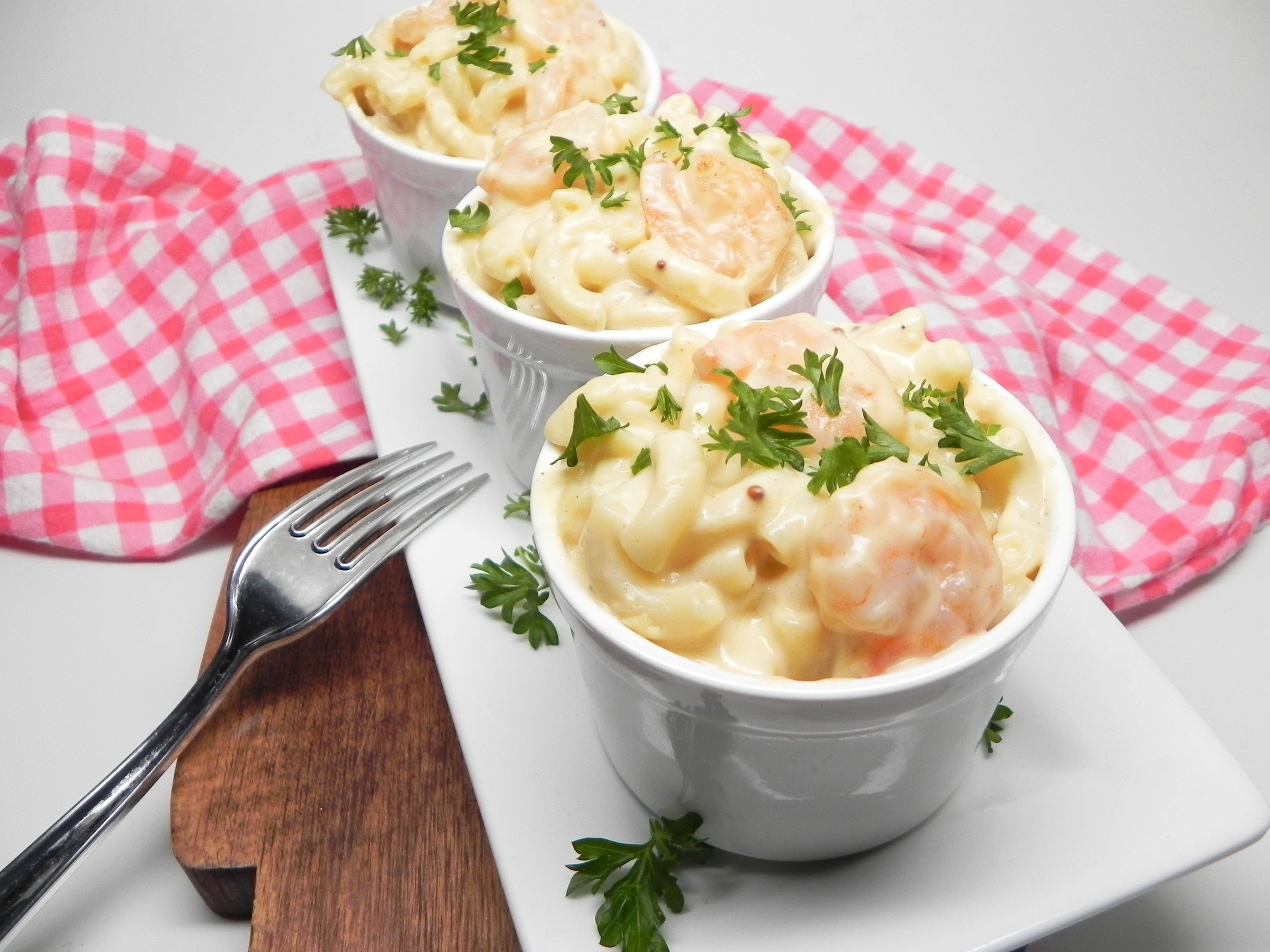 Creole Shrimp Mac and Cheese Soup Loving Nicole