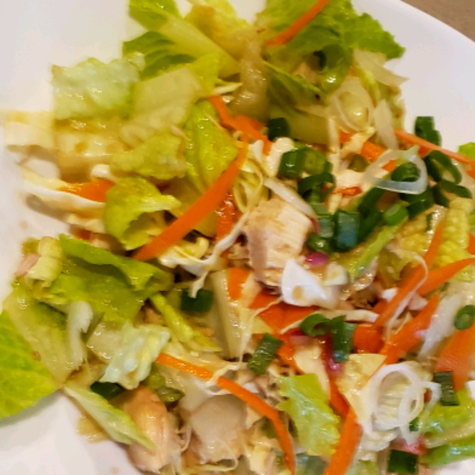 Amazing Asian Chicken Salad Vicki Jones O'Leary