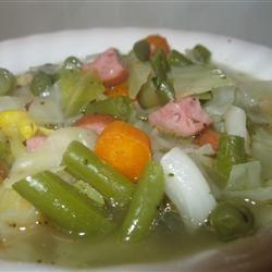 Pork and Cabbage Soup amandak23k