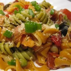 Kathy's Delicious Italian Pasta Salad