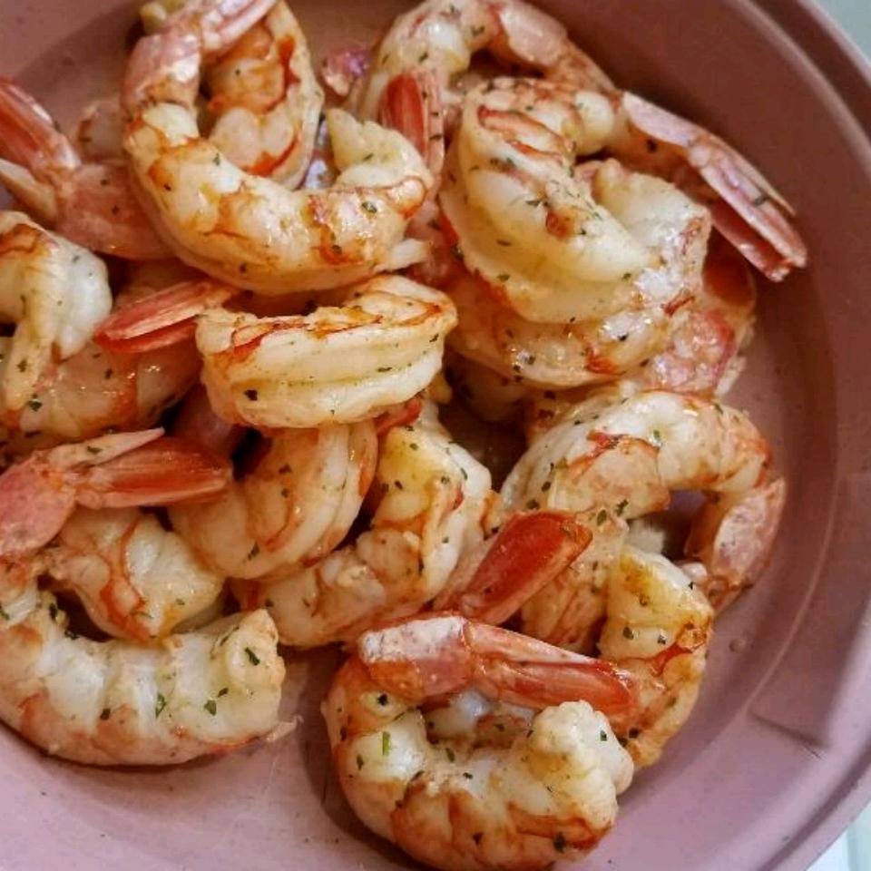 Margarita Grilled Shrimp