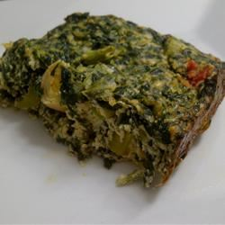 Italian Spinach Cheese Pie janet