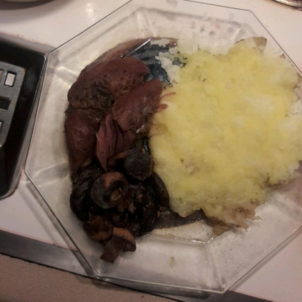 Mushroom Slow Cooker Roast Beef Michelle Seace Traino