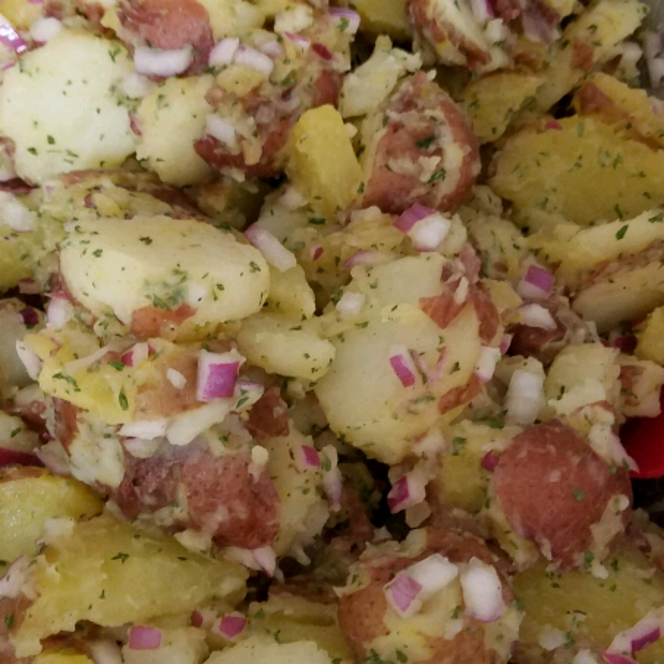 Octoberfest German Potato Salad
