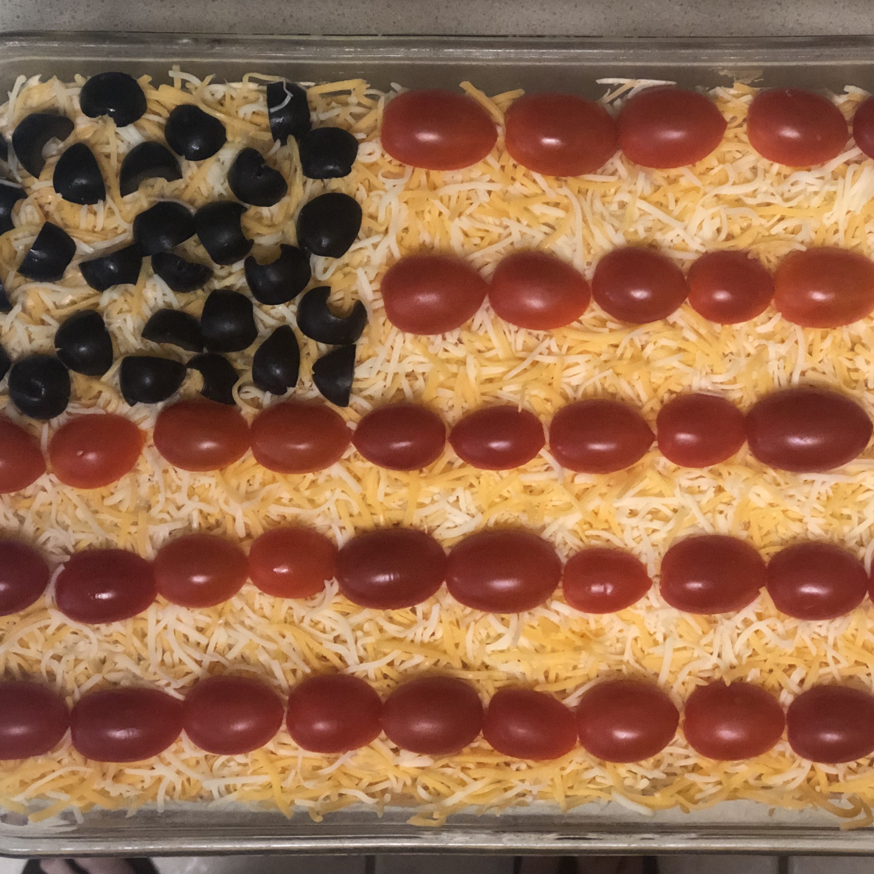 Seven Layer Dip Made Easy stacykay11