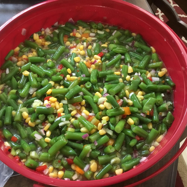 Green Bean Salad Linda Mcduffie-Woodson