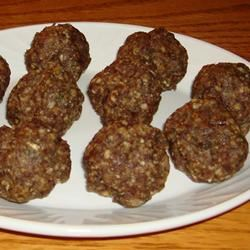 Make-Ahead Meatballs Coco