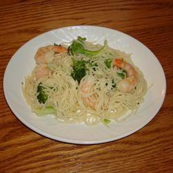 Kahala's Shrimp and Broccoli Toss