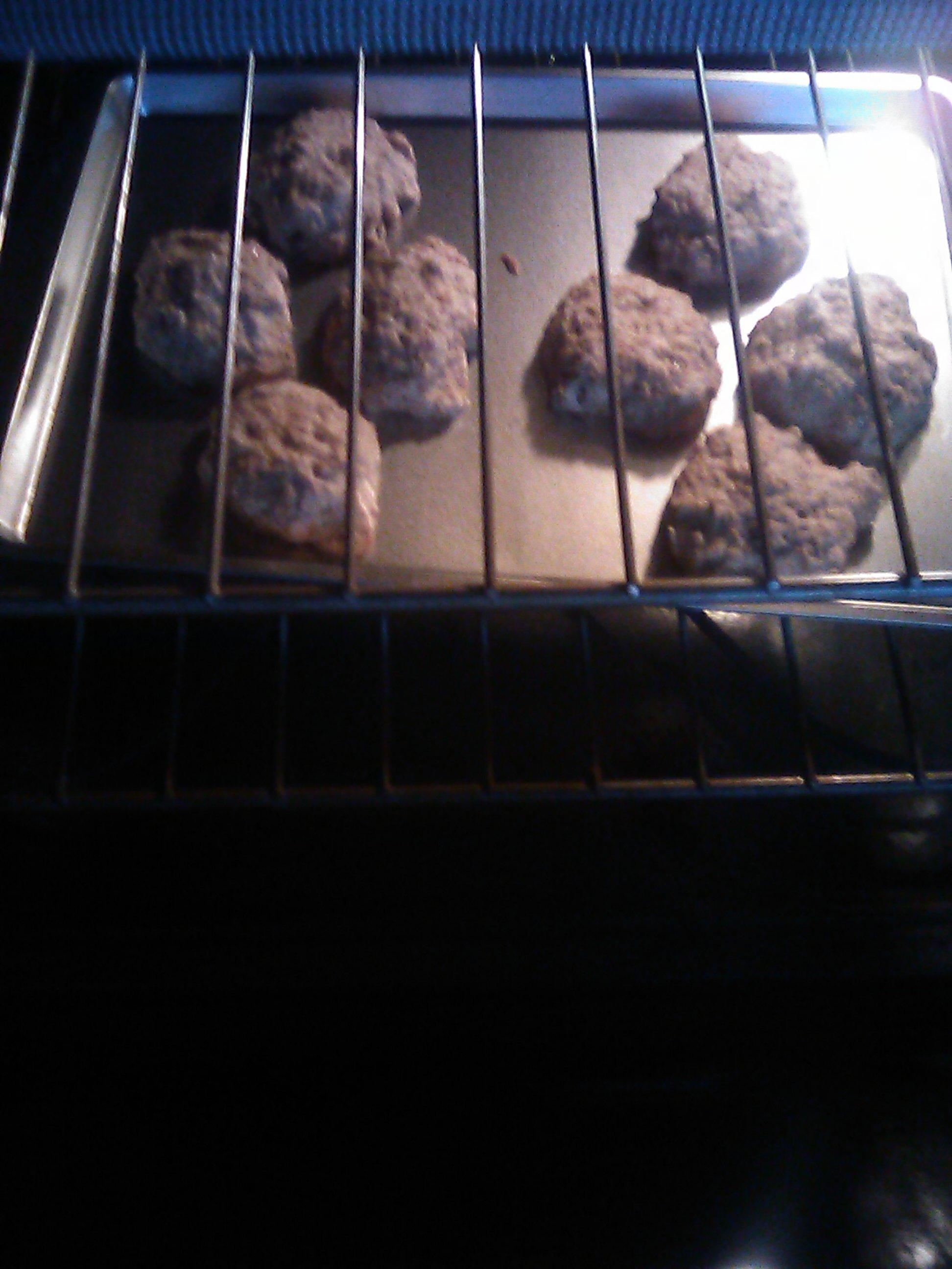 Banana Oat and Bran Cookies Naomi Rodrigue Carrillo