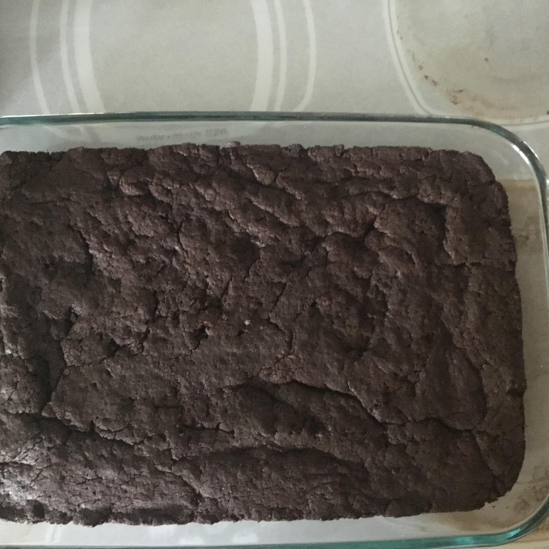 Gluten-Free Fudge Brownies SCRIBEFORGOD