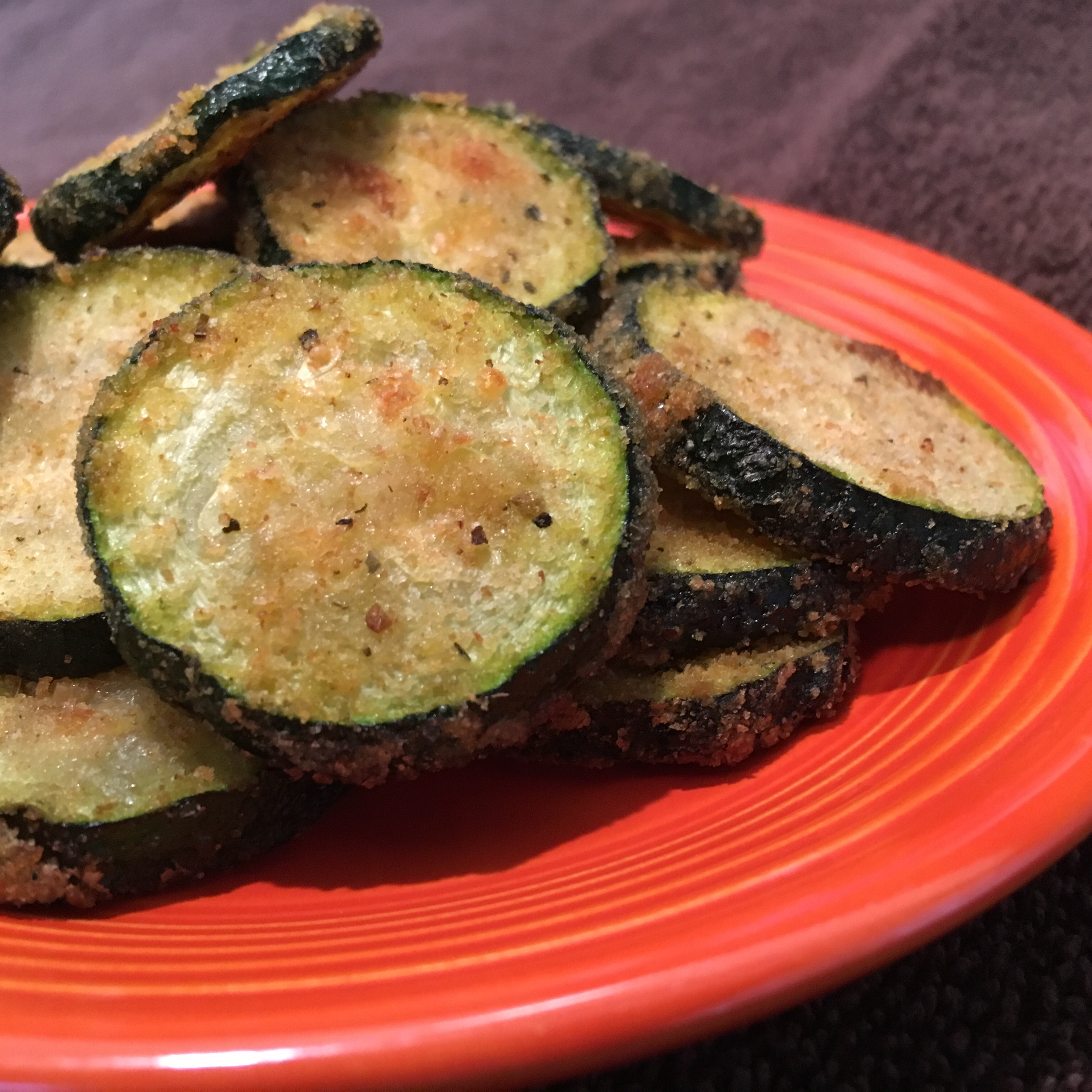Zucchini Baked Appetizers
