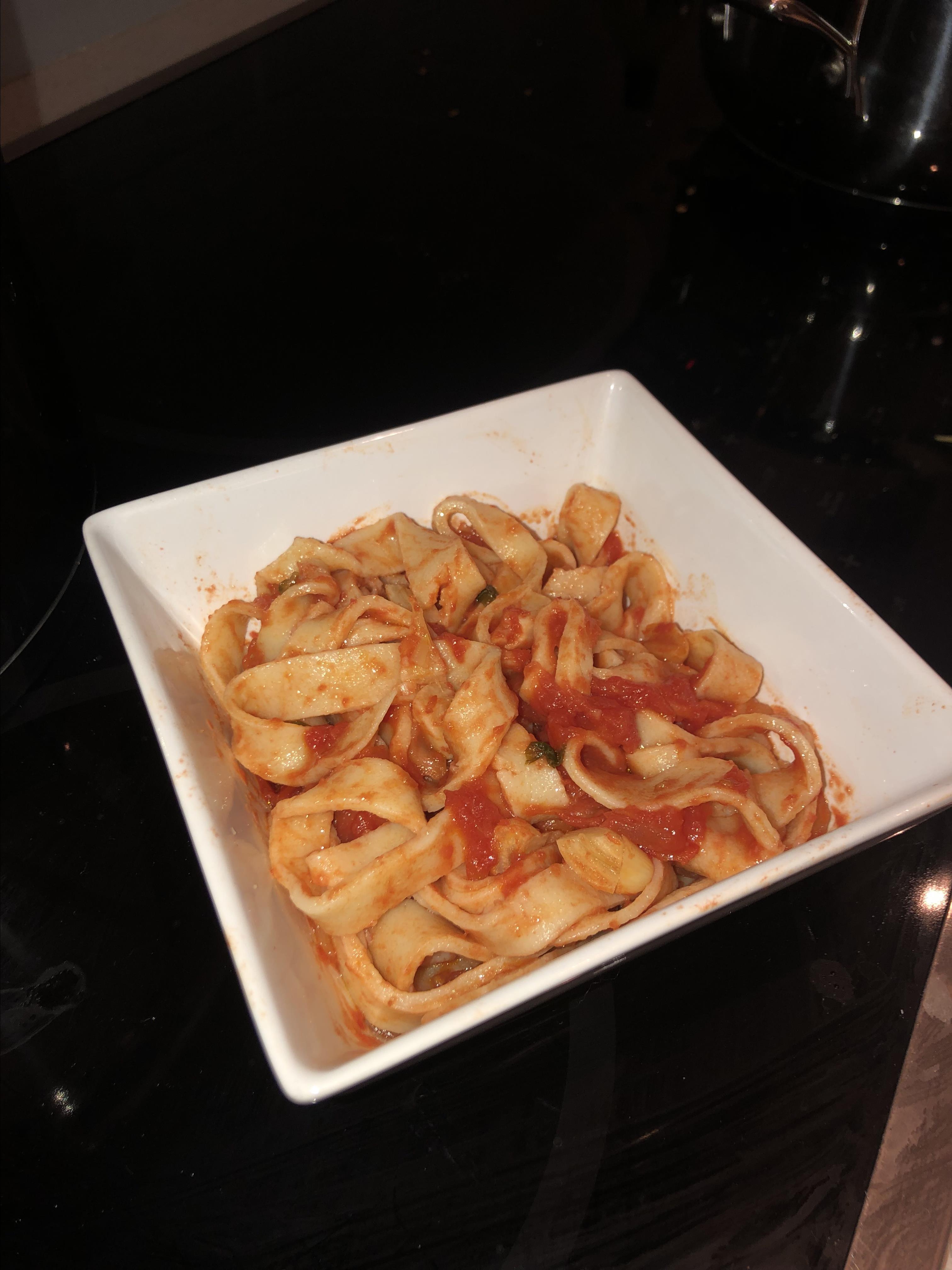 Sugo di Pomodoro (Authentic Italian Tomato Sauce) Rachel Harfst